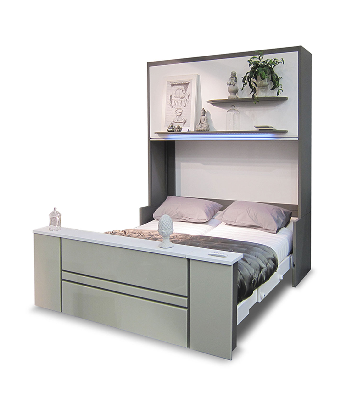 armoire lit escamotable electrique jg14 jornalagora. Black Bedroom Furniture Sets. Home Design Ideas